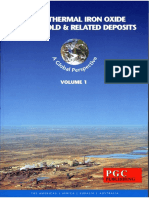 Geokniga Hydrothermal Iron Oxide Copper Gold and Related Deposits Volume 1