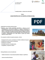 3.2 Caracteristicas de Un Hospital Intercultural