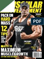 Muscular Development - October 2018