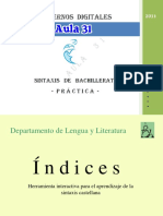 Resumen Sintaxis Bachillerato Oraciones Resueltas1
