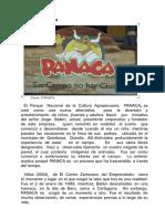 caso panaca