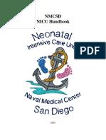 Nmcsd Nicu 2015