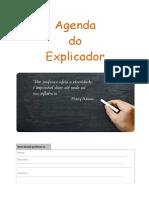 Agenda do Explicador.docx