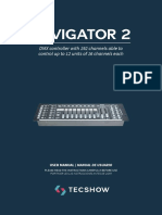 manual de instrucciones navigator 2