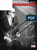 Joe Bonamassa Guitar Play-Along Volume 152