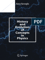 Harry Varvoglis (Auth.)-History and Evolution of Concepts in Physics-Springer International Publishing (2014)