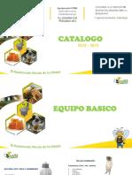 CATALOGO COBA 2018 - 2019