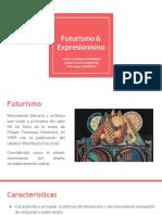 Futurimo & Expresionismo