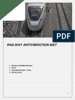Railway Mat