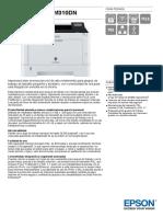EPSON  WorkForce ALM310DN datasheet