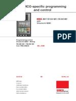 2 FB 450 600MC Bedienung Sin828D En
