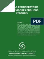 7 Situação Remuneratória Servidores Públicos Federais Versões Para Publicação