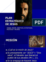 Plan Estratégico de Jesús