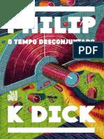 O Tempo Desconjuntado - Philip K. Dick.pdf