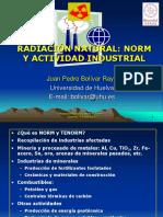 Radiacion Natural