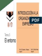 Tema 3 EL ENTORNO VF 2010-2011 CASOS PRACTICOS - Formulacion - Nueva Presentacion