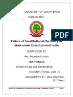 Constitution II Initiation