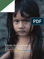 Niñez y Adolescencia (1990-2011)