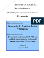 Uruguay1850-1955