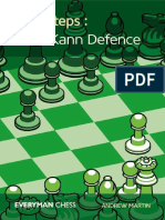 First Steps_ Caro-Kann Defence - Andrew Martin