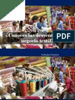 Atahualpa Fernández - ¿Conoces Las Desventajas Del Negocio Textil?