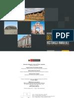 DECLARATORIA DE BIENES INMUEBLES