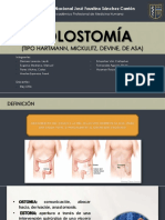 COLOSTOMÍA