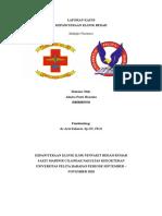Fraktus Radius Clavicula Ujian Dr Arie