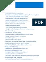 Surface user manual