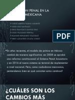 Legislación Penal en La República Mexicana