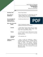 HDS SAC Mezcla Propano-Butano TRI-10