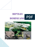 Reptiles Dominicanos