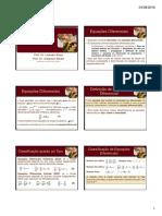 Aplicação de Métodos Numéricos Para Minimização de Funções