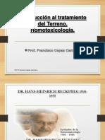 Criterio Naturista, Tema 1. 12.03.17