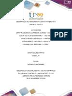 Plantilla de Trabajo - Paso 4 - Implementación DPLM GRUPO
