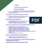 Indice y Resumen Ley 39
