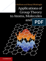 [Thomas_wolfram,__sinasi__ellialtıoglu,_2014] Applications of Group Theory to Atoms, Molecules, And Solids