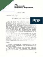 Villanueva de la Vera. La Fiesta del Peropalo por Valeriano Gutiérrez Macías en Por la Geografía Cacereña. Fiestas Populares, Madrid