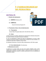 MEDICAMENTOS PEDIATRICOS