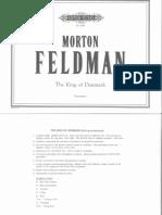 Feldman King of Denmark