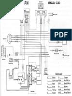 Mazda 626 Wiring Diagrams 1995 (1)