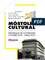 839198-Móstoles Cultural Curso 2018-2019
