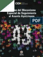 Mesa Ayotzinapa Es