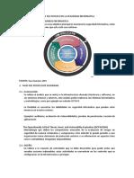 Ciclo de vida de la Seg. Informática