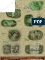 Wilderlands maps