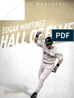 Hall of Fame Candidate Edgar Martinez