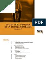 Estado en La Industria - cerveza