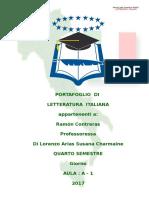 Letteratura Italiana 4to