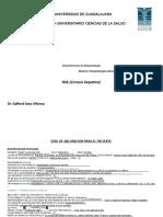 PAE- Cirrosis Hepatica