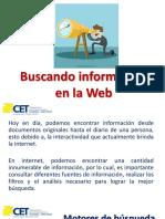 2 - Buscando Información en Internet